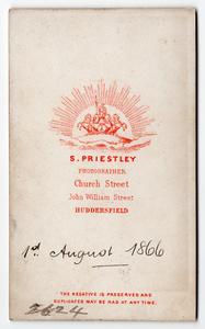 Samuel Stansfield Priestley
