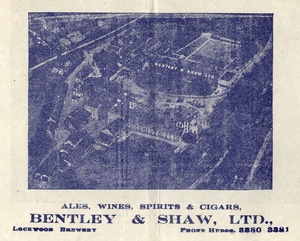 Bentley & Shaw Ltd., Lockwood Brewery (1951).jpg