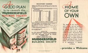 Huddersfield Building Society.