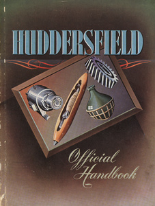 Huddersfield Official Handbook