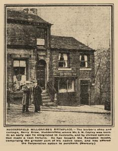 Samuel Copley - Leeds Mercury 03 November 1919.jpg
