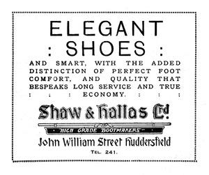 Shaw & Hallas Ltd.