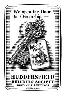 Huddersfield Building Society (1956)