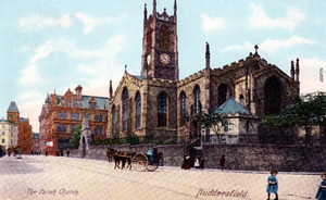 The Parish Church, Huddersfield