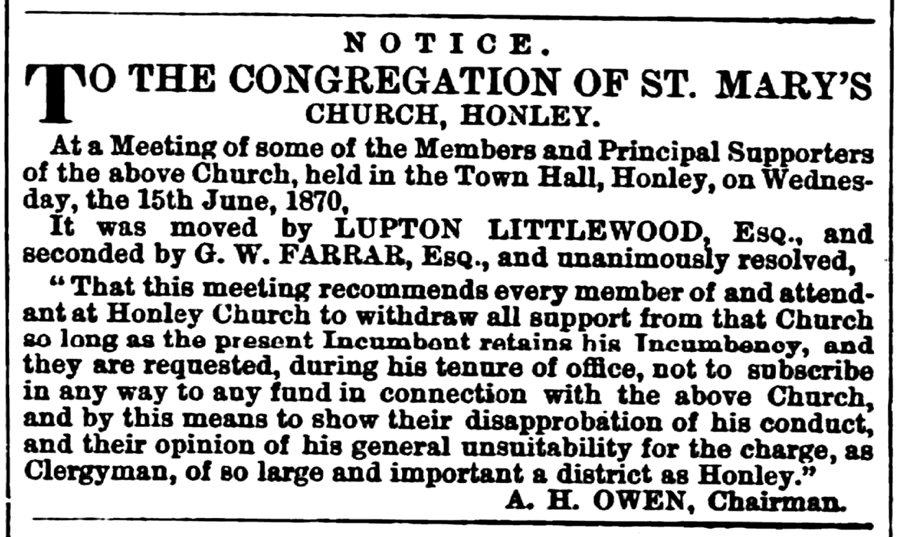 Huddersfield Chronicle 18 Jun 1870 - Public Notices.png