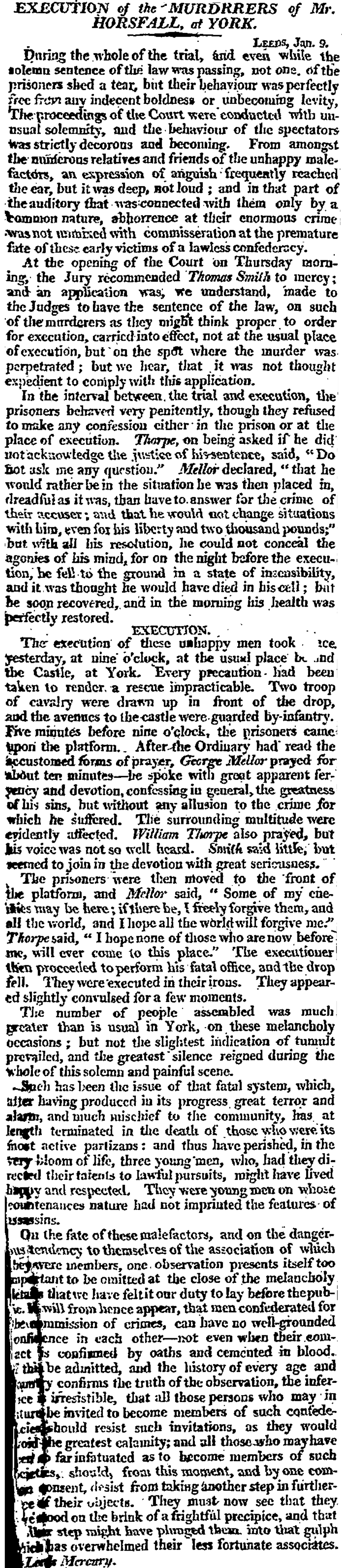 The-Times-12.Jan .1813-Execution-of-the-Murderers-of-Mr.-Horsfall.png