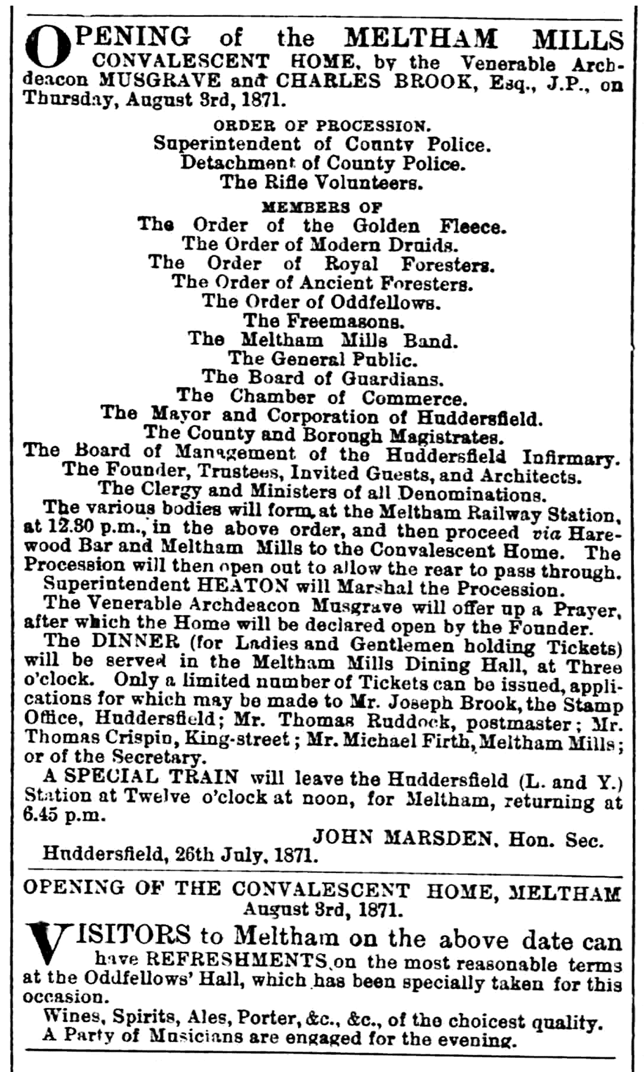 Huddersfield Chronicle 29 Jul 1871 - Public Notices.png
