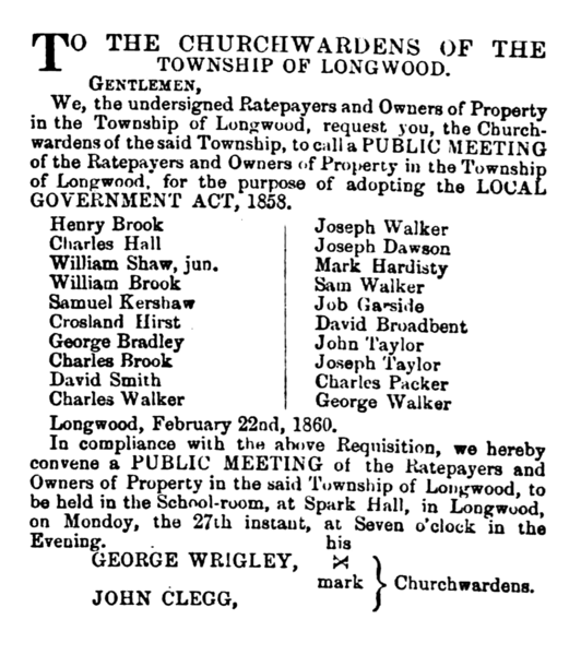File:Longwood - Huddersfield Chronicle 25 Feb 1860.png