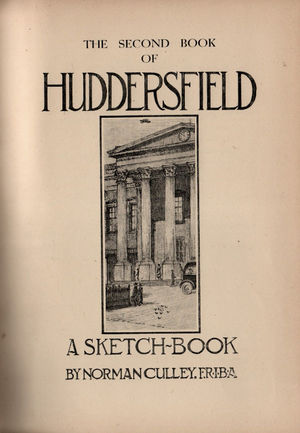The Second Book of Huddersfield (1939) by Norman Culley.jpg