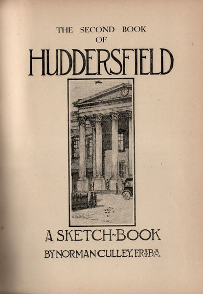 File:The Second Book of Huddersfield (1939) by Norman Culley.jpg