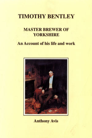 Timothy Bentley - Master Brewer of Yorkshire (1998) by Anthony Avis.jpg