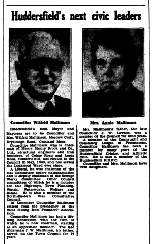 Yorkshire Post 05 Feb 1953 - Wilfrid Mallinson.png