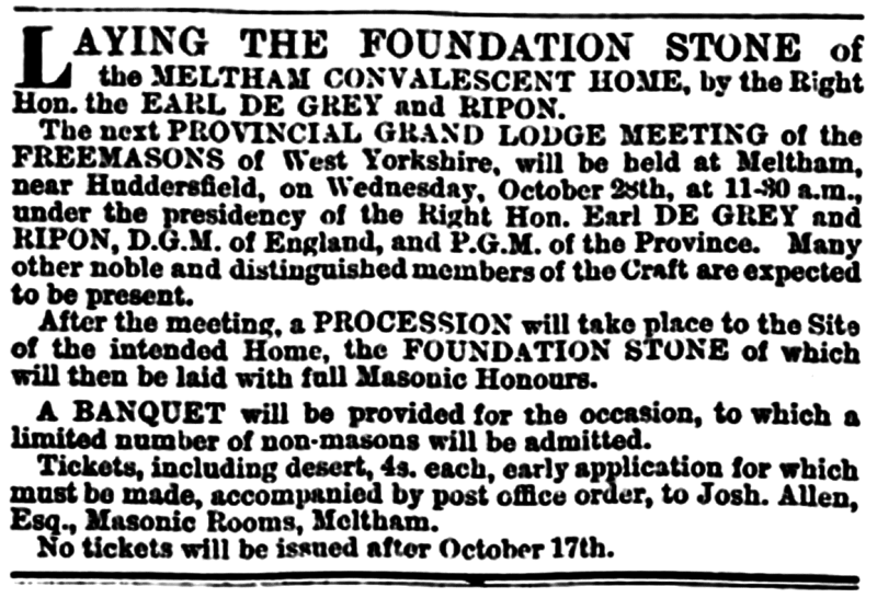 File:Huddersfield Chronicle 3 Oct 1868 - Public Notices.png
