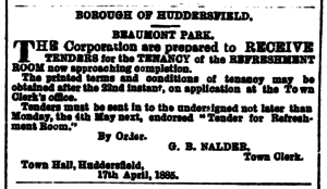 Huddersfield Chronicle 18 April 1885 - Contacts (2).png