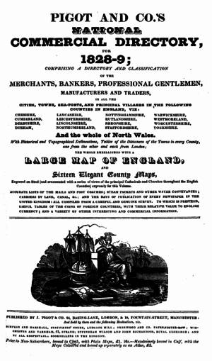 Pigot and Co.'s National Commercial Directory of 1828-9.png