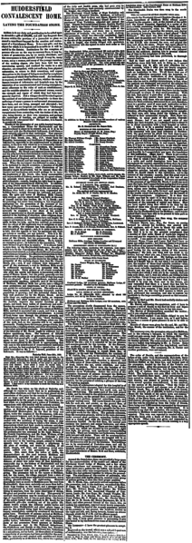 File:Huddersfield Chronicle 31 Oct 1868 - Huddersfield Convalescent Home.png