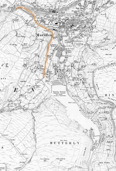 File:1908 map of Butterley Reservoir.png