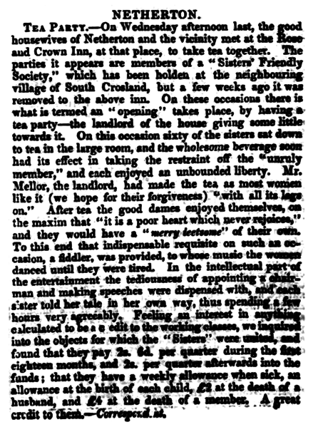 File:Huddersfield and Holmfirth Examiner 28 August 1852 - Netherton.png