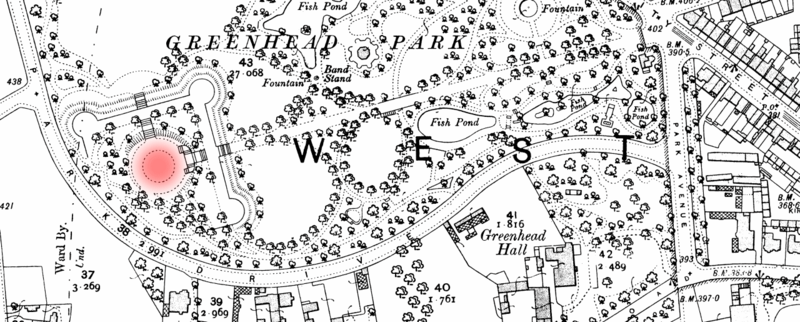 File:1905 OS map - War Memorial.png