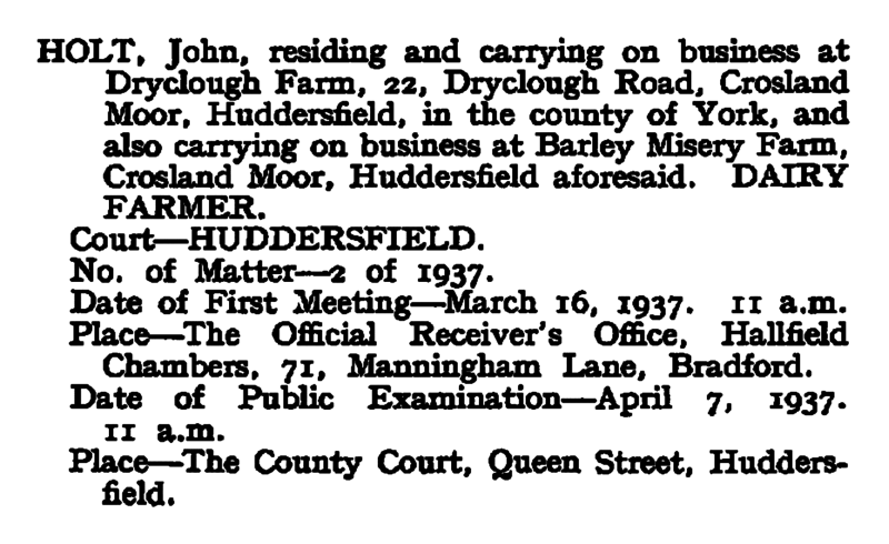 File:Bankruptcy of John Holt - London Gazette 9 March 1937.png