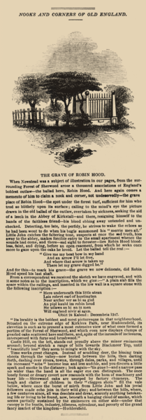 File:1843.01.28 Nooks and Corners, The Grave of Robin Hood - Illustrated London News.png