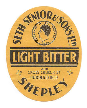 Seth Senior and Sons Limited - Light Bitter.jpg