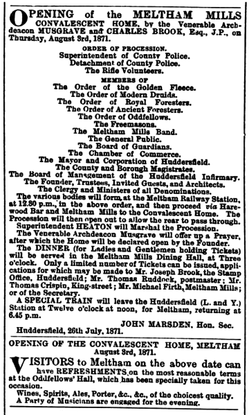 File:Huddersfield Chronicle 29 Jul 1871 - Public Notices.png